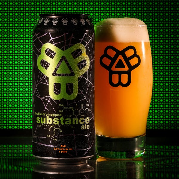 """Image or graphic for The Substance Ale 