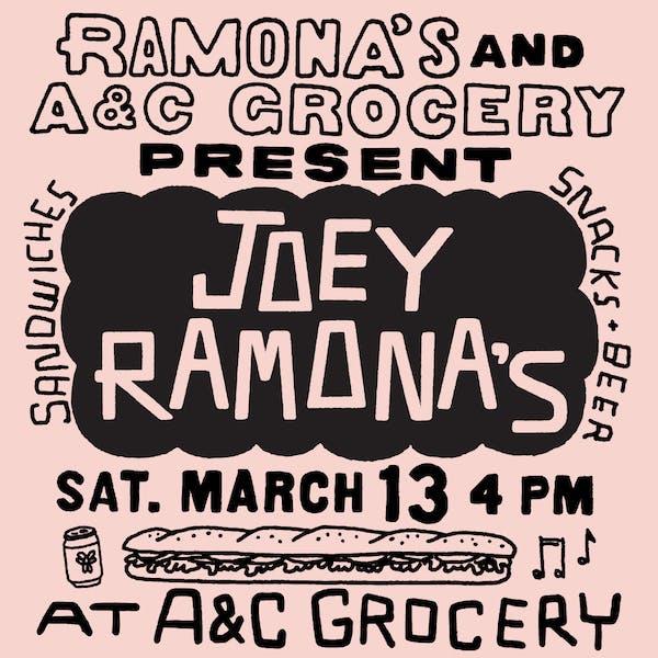 Joey Ramona's