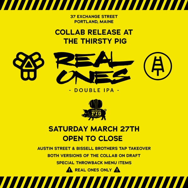 Real Ones Collab Release