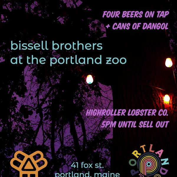 Bissell Brothers at the Portland Zoo