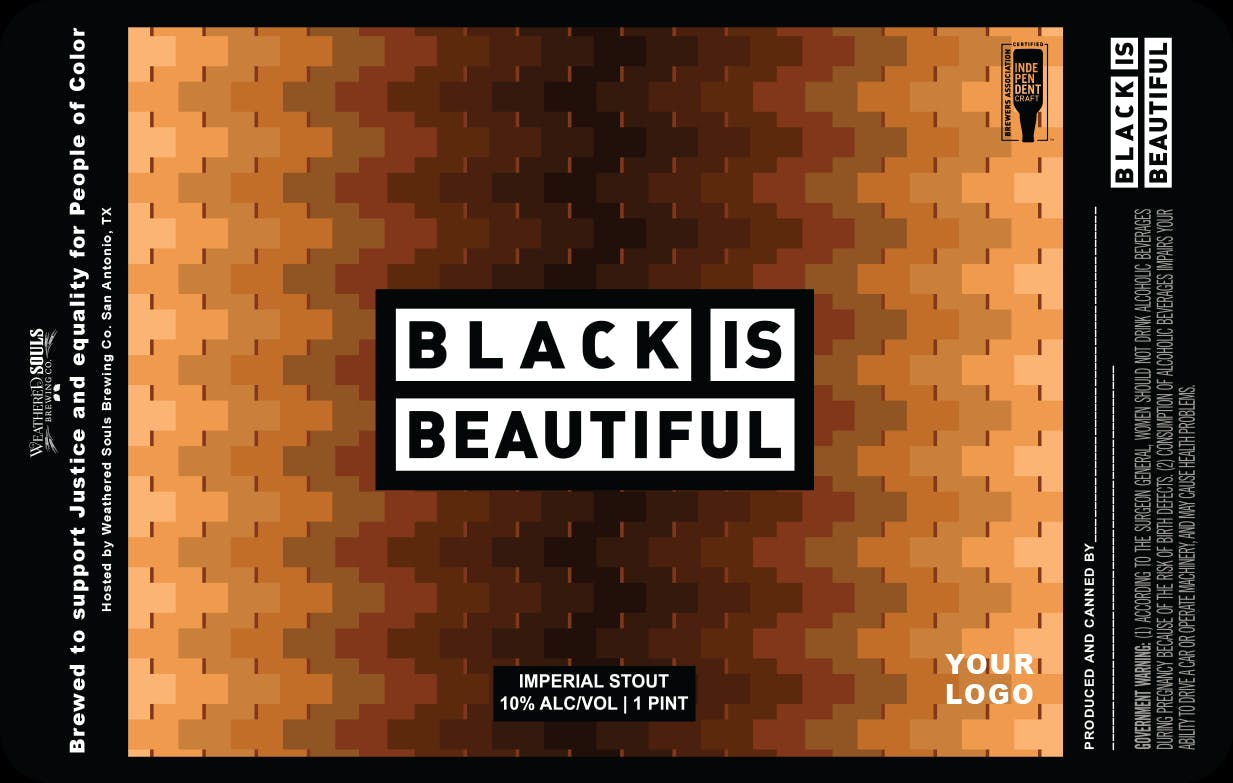 Weathered_Souls_Black_is_Beautiful_LABEL_FLAT_V2