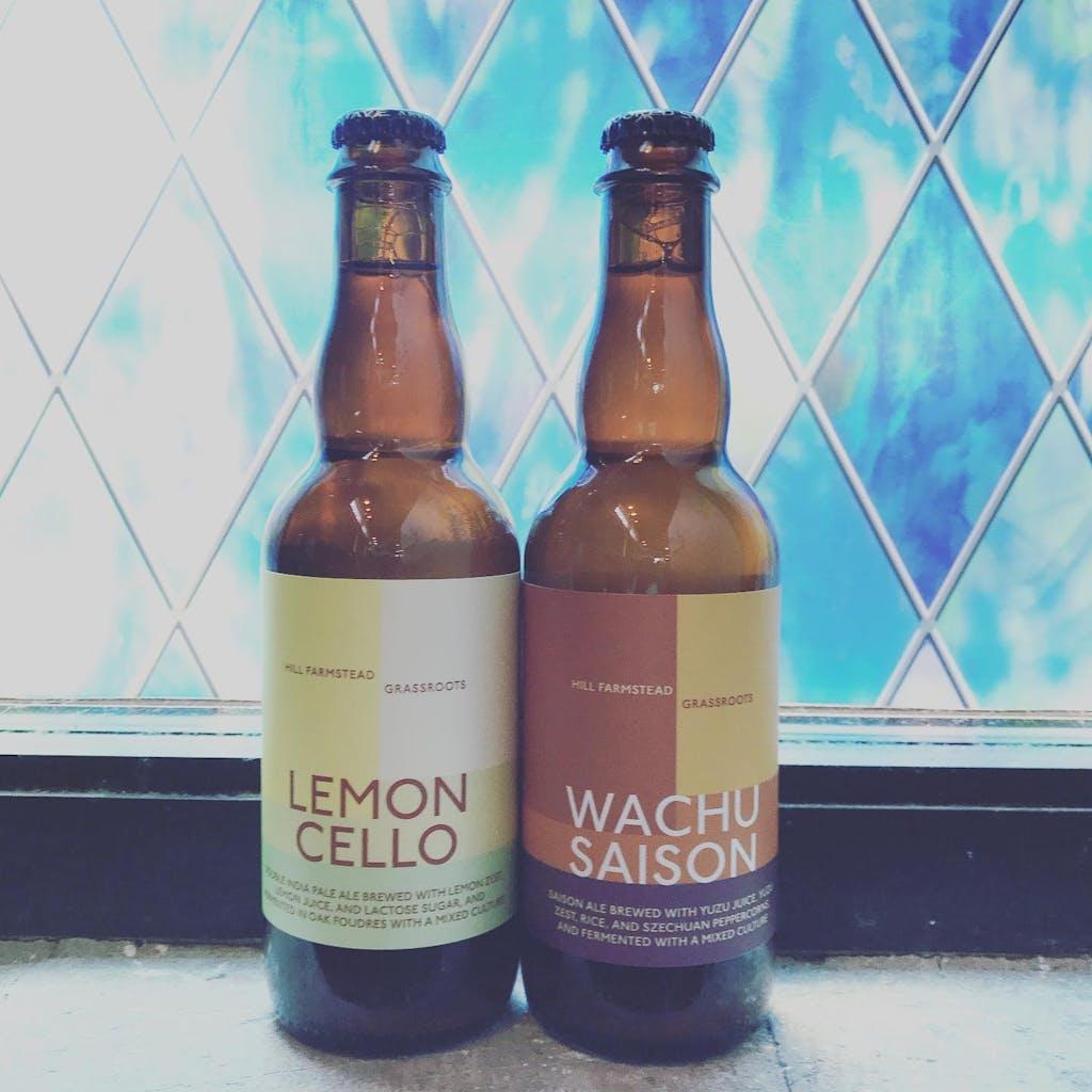 Lemon Cello and Wachu