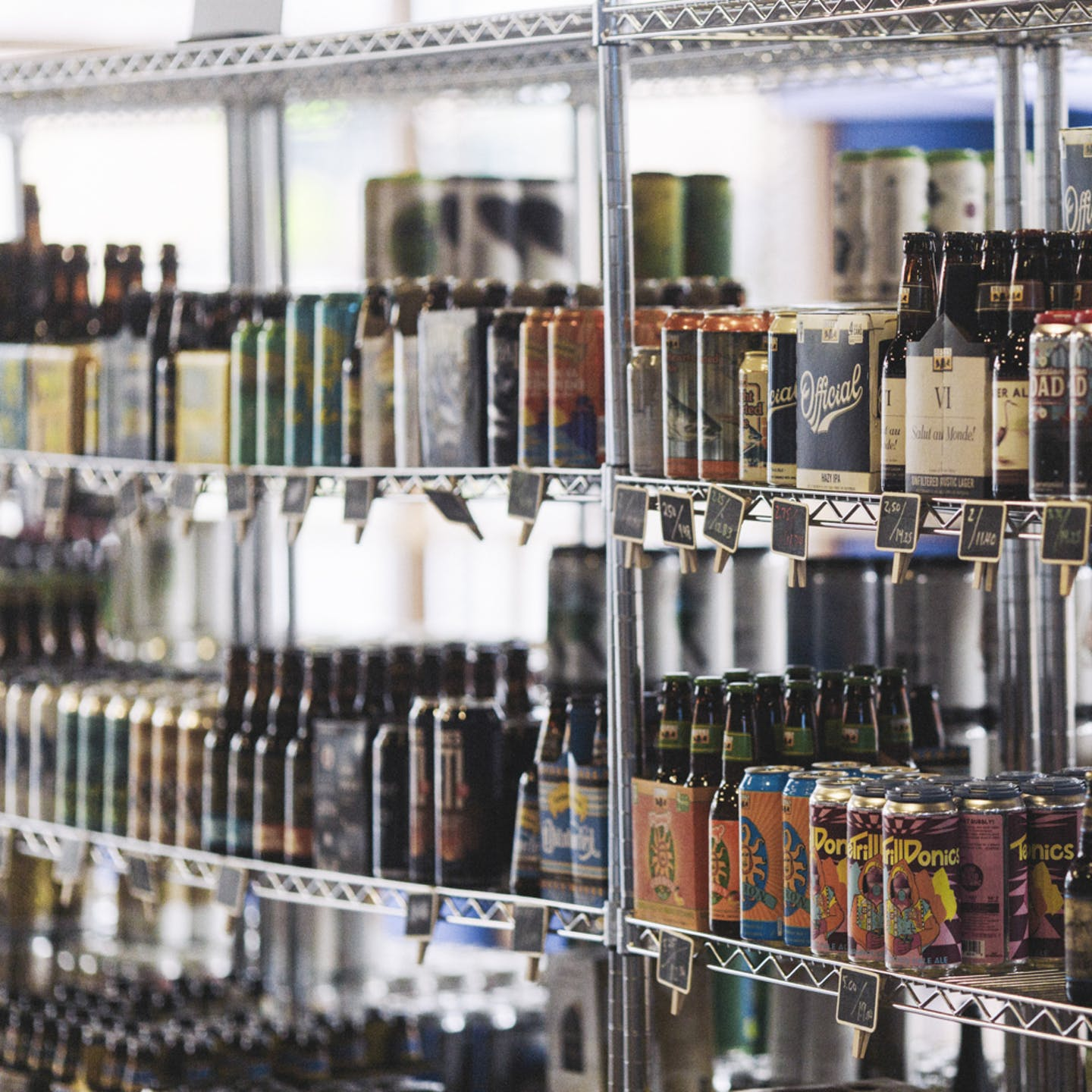 The available beer