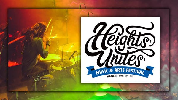 Heights Unites Music & Arts Festival