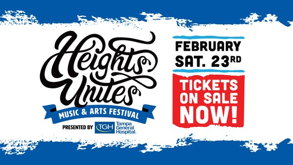 2nd Annual Heights Unites Music & Arts Festival