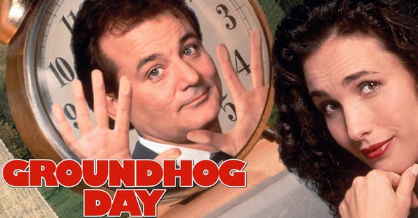 Groundhog Day at Brew Bus