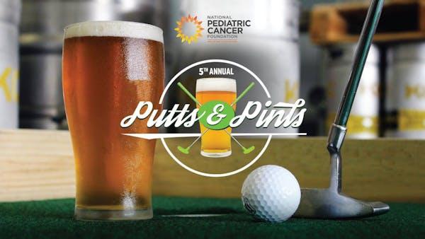 5th Annual Putts & Pints Charity Mini-Golf Tournament