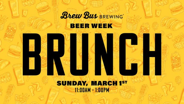 Beer Week Brunch