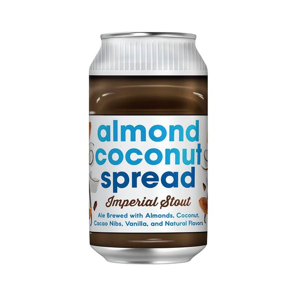 Image or graphic for Almond Coconut Spread
