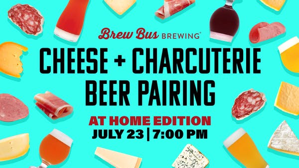Cheese + Charcuterie Beer Pairing: At Home Edition