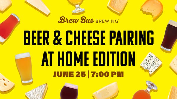 Beer & Cheese Pairing: At Home Edition