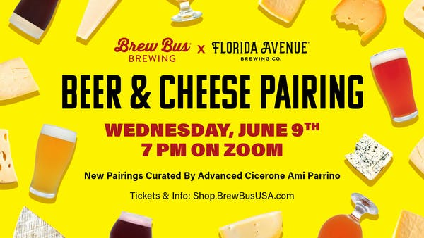 BEER AND CHEESE PAIRING: AT HOME EDITION II