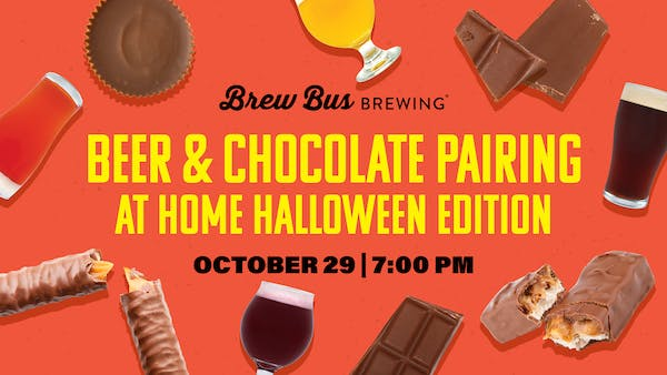 Beer & Chocolate Pairing: VIRTUAL EVENT