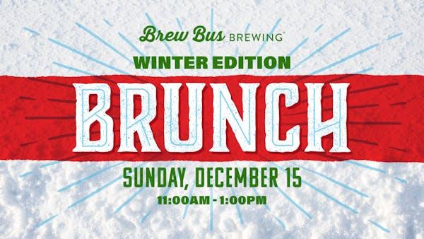 Brew Bus Holiday Brunch