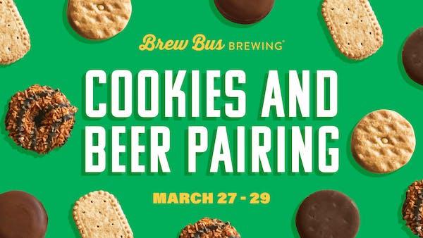 Cookies & Beer Pairing