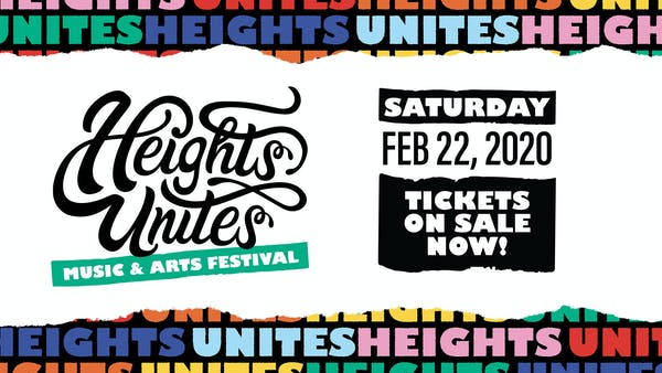 2020 Heights Unites Music & Arts Festival