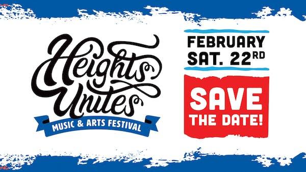 2020 Heights Unites Music & Arts Festival
