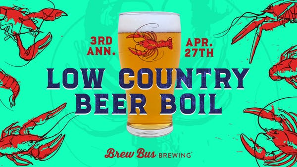 3rd Annual Low Country Beer Boil