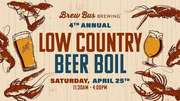 4th Annual Low Country Beer Boil
