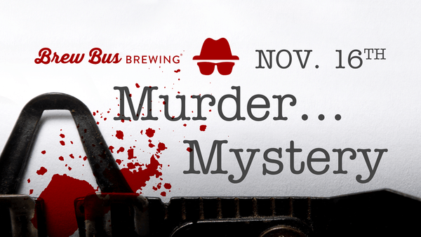Murder Mystery at Brew Bus