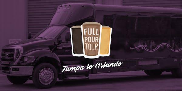 Full Pour Tour: Tampa to Orlando
