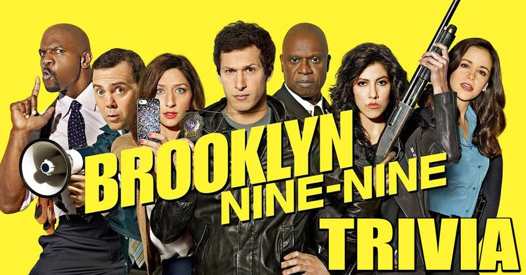Brew Bus Brewing - Brooklyn Nine Nine Trivia