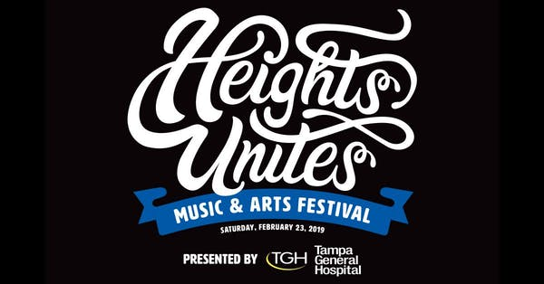 Heights Unites Music & Arts Festival Presented By TGH