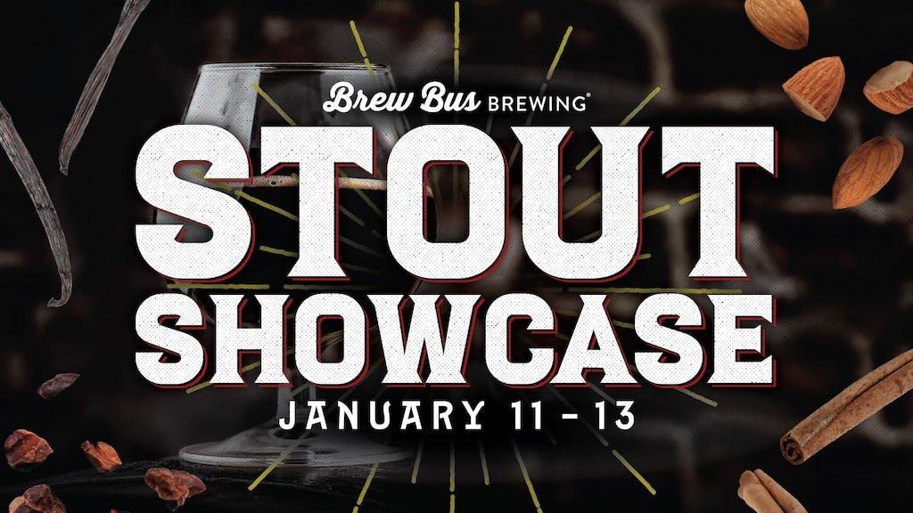 Brew Bus Brewing - Stout Showcase
