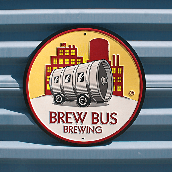 Brew Bus Brewing Tin Tackers Now Available