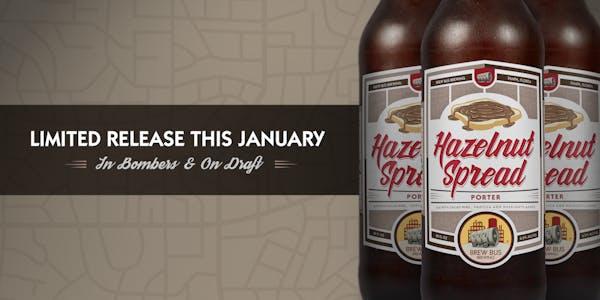 Hazelnut Spread Porter 2016 Release