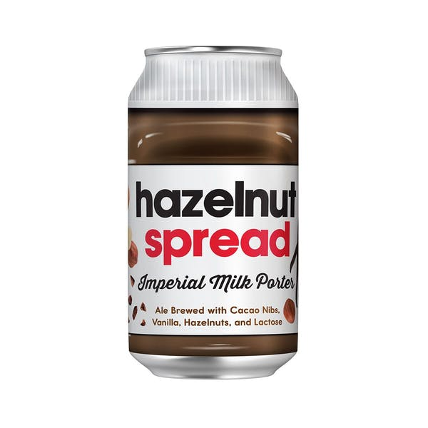 Hazlenut Spread 12oz can