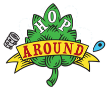 Hop Around Tour logo