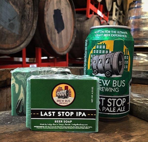 Last Stop IPA Beer Soap
