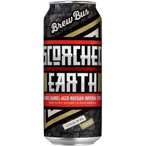 Scorched Earth 16oz can
