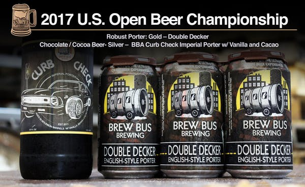2017 U.S. Open Beer Championship Results