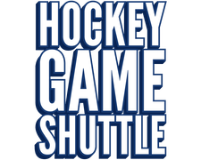 Hockey Game Shuttle logo