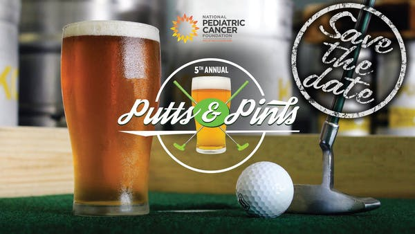Save the date for the 5th Annual Putts & Pints