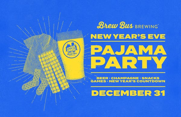5th Annual NYE Pajama Party