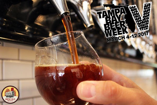 Tampa Bay Beer Week 2017