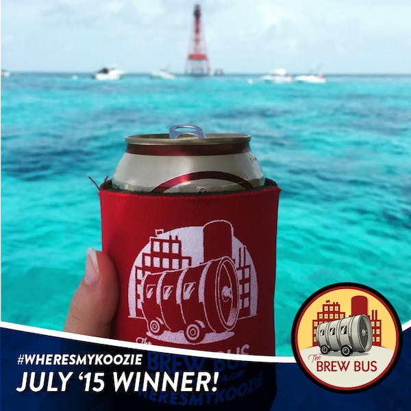 July 2015 #WheresMyKoozie Roundup
