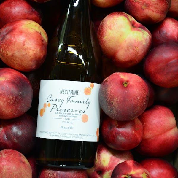 No Big Fuzz: Nectarines and Casey