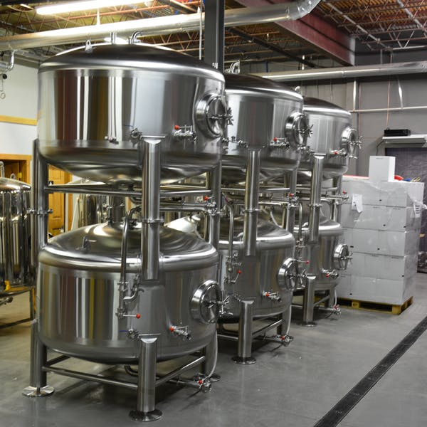 New Fruit Fermenters!