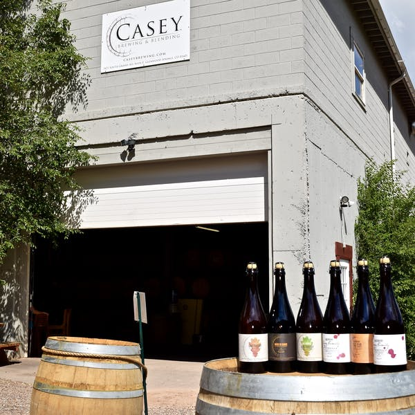 Casey Brewing and Blending Tasting Room