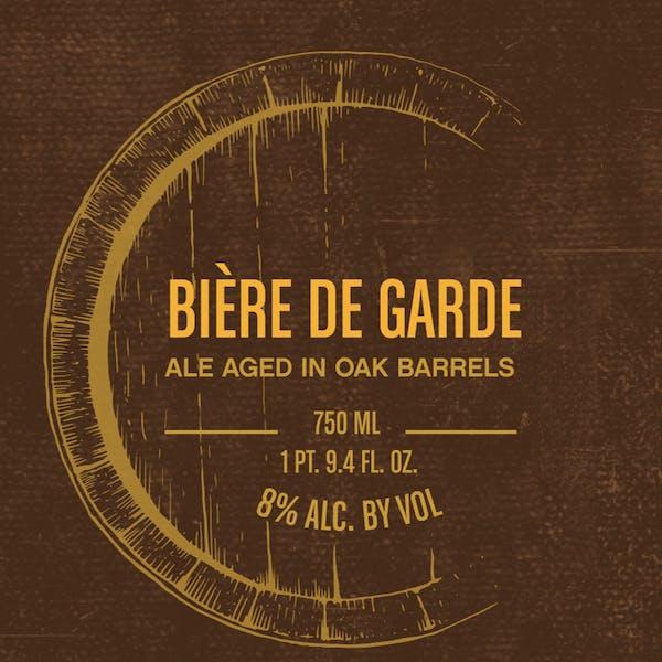 Label - Biere de Garde