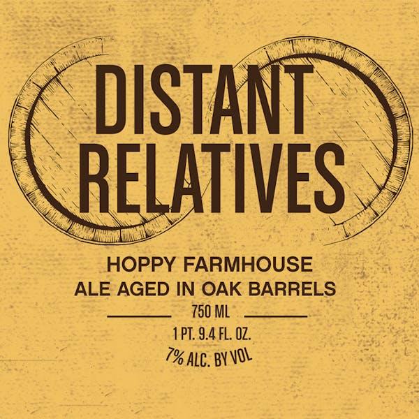 Label - Distant Relatives
