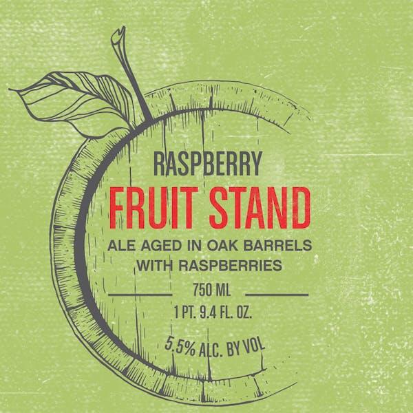 Label - Fruit Stand Raspberry