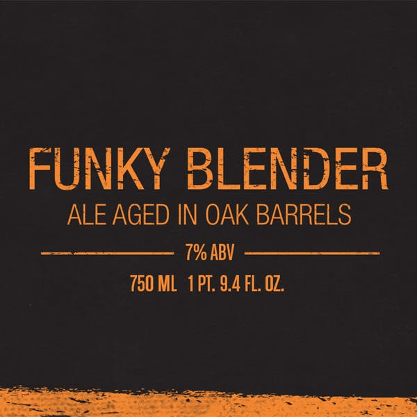 Label - Funky Blender