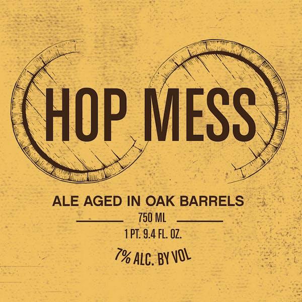 Label - Hop Mess
