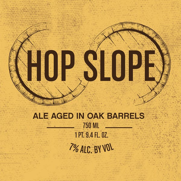 Label - Hop Slope