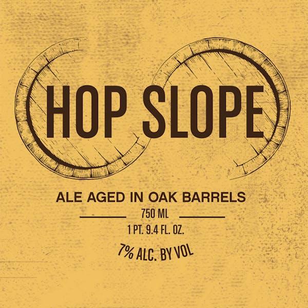Label - Hop Slope